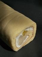 月いちローザンヌ10月 和栗のロールケーキ