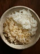 銀シャリ親父に玄米や分づき米を食べてもらう!?