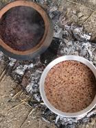 台付甕型アルミ器