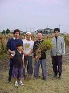 松下高野10月22日号 あいちのかおりが入荷そして稲刈りの巻