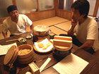 第16回 カミアカリドリーム土鍋炊飯研究班。