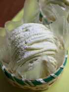 月いちローザンヌ6月 枝豆のモンブラン