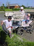 6月9日号 田植え大会の巻