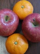 林檎&蜜柑。