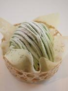 月いちローザンヌ5月 枝豆のモンブラン