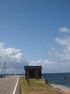 東北ロード1700キロ 8月7日 山北の山田
